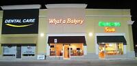 BAKERY PASTRY SHOP FOR SALE