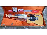 FENDER HOT ROD TELECASTER LIMITED EDITION.