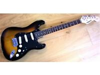 Fender Starcaster Strat Electric Guitar 2013 In Excellent Condition