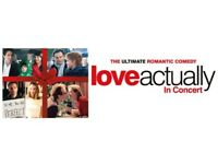 Love Actually with Live Orchestra, Glasgow Royal Concert Hall