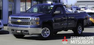 2015 Chevrolet Silverado 1500 LS! 4X4! REG. CAB LONG BOX! ONLY 2