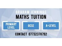 Graham's Maths Tuition -Lurgan/Waringstown/Banbridge/Craigavon/Portadown - Tutor Explainer Motivator