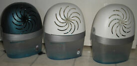 Unibond Moisture Absorber Device, Unibond Humidifier 3 together