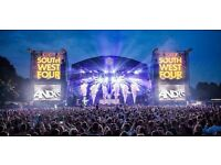 South West Four Weekender tickets x2 26th+27th August