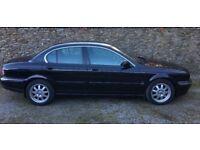 Jaguar X Type V6 SE for sale. 4 months MOT, 77441 Miles
