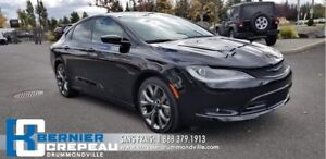 2016 Chrysler 200 S **TOIT PANO, GPS, CAMERA + WOW**