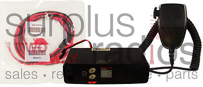 Motorola Radius Sm120 Uhf 44w 470-490mhz Base Mobile Radio Ems M44dgc20c4aa