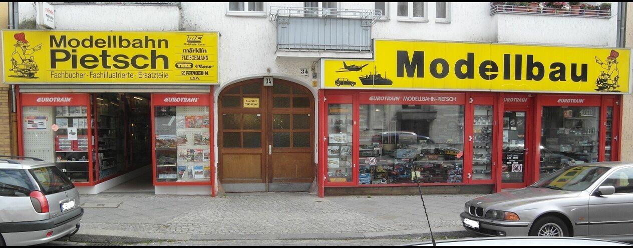 Modellbahn-Pietsch