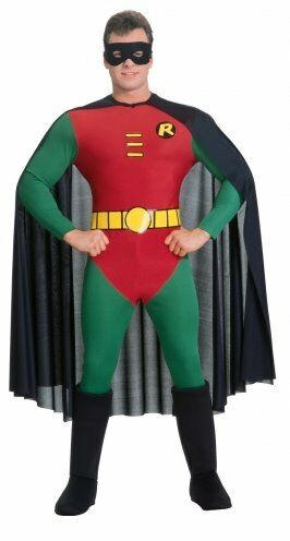 "Rubie's Robin Costume - Adult Standard (38"" to 42"")"