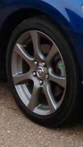 """17"""" HFP Wheels from Acura (NO TIRES!)"""