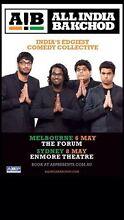 All India Bakchod - Sydney comedy festival Westmead Parramatta Area Preview