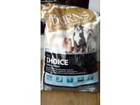 Dog Food - Burns Choice