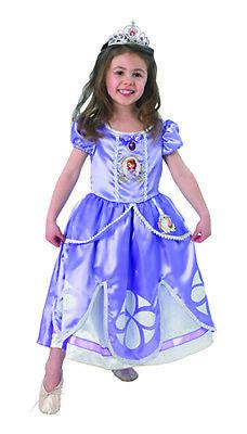 Sofia Kostüme (Sofia the First Classic Prinzessin Kleid Disney Original Kinderkostüm)