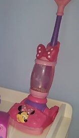 Minnie Mouse hoover with lights!