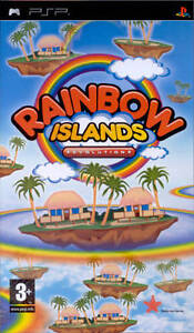 RAINBOW ISLANDS EVOLUTION PSP *New & Sealed*