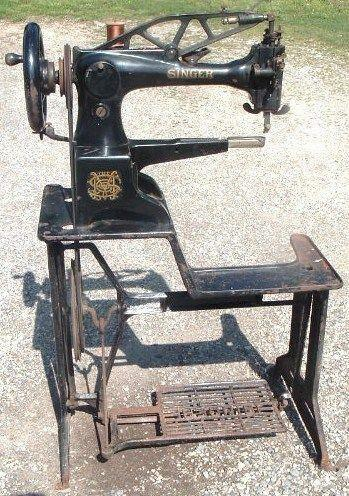 Used Leather Sewing Machine Ebay