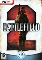 Unscratched copy of Battlefield 2