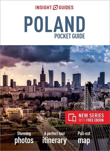 Insight Guides Poland Pocket Guide *FREE SHIPPING - IN STOCK - NEW*