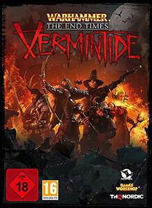 Warhammer: End Times - Vermintide Steam Key PC Digital Download Code [DE/EU/US]