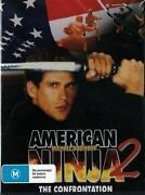 3 Ninjas DVD