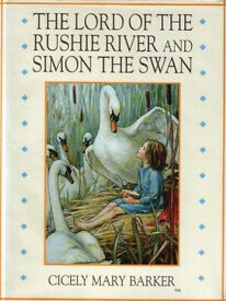 The Lord of the Rushie river and Simon the swan