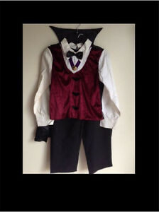 Children's Place Dracula Costume