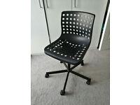 Office chair - IKEA black colour
