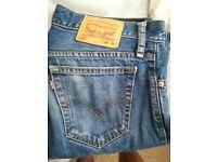 Levi Jeans 30x34