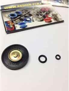 KEIHIN FCR 39 Flatslide Carburetor Accelerator Pump Kit  Diaphragm O-ring U-ring