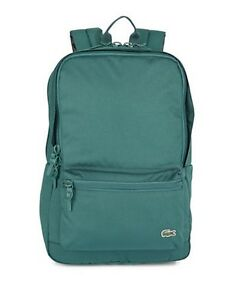 Lacoste Nylon Backpack - Brand new with tag