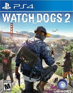 Watch Dogs 2 - PS4 - Neuf