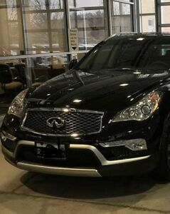 2017 Infiniti QX50 Lease Takeover