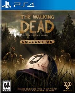 Looking for Walking Dead Collection for PS4