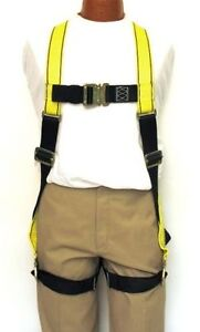 Excellent Professional JELCO Full Body Harness with Extension Kawartha Lakes Peterborough Area image 3