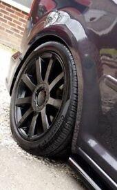 """18"""" Audi Vw alloy wheels"""