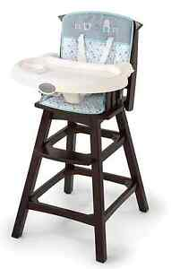 Wooden High Chair Buy Or Sell Feeding High Chairs In