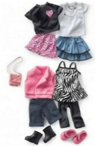 "NEW: Newberry 'City Girl"" Doll Clothes/ outfits - $35"