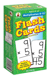 Flash Cards Multiplication and Division **Brand New**