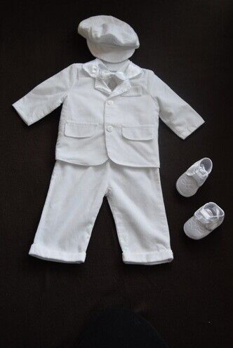 eb4348118 BARGAIN!! BABY BOY FORMAL OUTFIT SUIT 7 PIECE (0 - 3 months ...