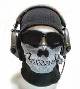 Schädel Maske