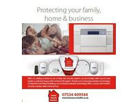 Installation and servicing of Intruder Alarms and CCTV systems, and Electrical Works