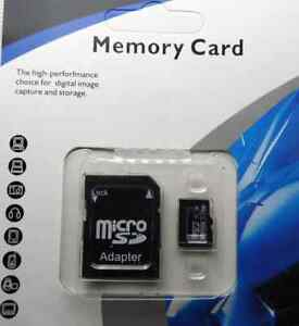 SD card 32GB NEW IN BOX for cellulars cameras tablets mp3 Gps