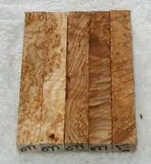 Burl Wood Pen Blanks