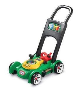 Little Tikes Gas 'n Go Lawn Mower Toy with Sounds like Real