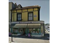 Double fronted shop to let in St Leonards on Sea