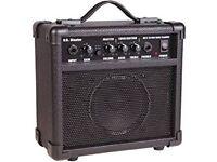 New in Box Kingsman BB10 Guitar 10 Watt Amplifier