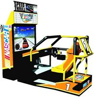 Nascar Racing Arcade & Nascar Global VR  Pinball machines, more