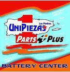 UNIPIEZAS PARTS PLUS BATTERY CENTER