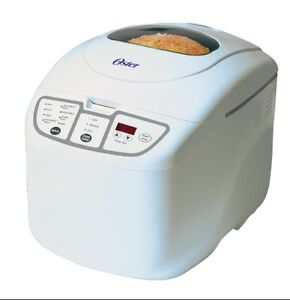 Oster Breadmaker and Cookbook
