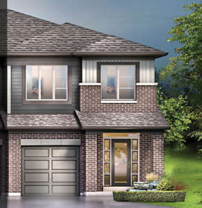 Beautiful BRAND NEW Barrhaven 4-bed end-unit townhouse for rent